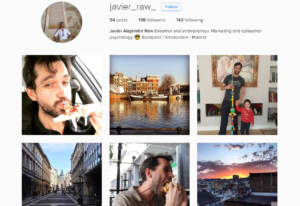javier_raw_ Instagram