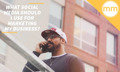 What Social Media Should I Use for Marketing My Business?
